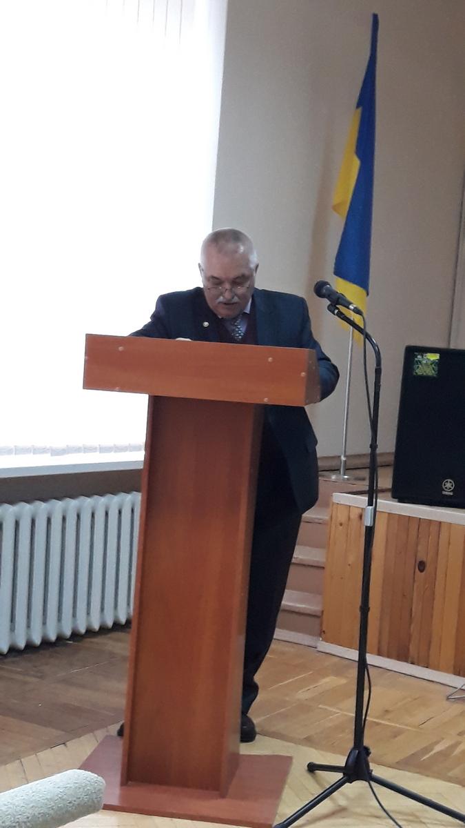 6 грудня відбулася ювілейна сесія загальних зборів відділення фізико-технічних проблем енергетики НАН України