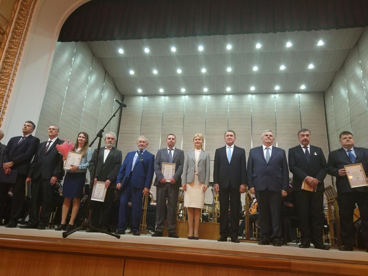 З нагоди Дня науки почесного директора Інституту академіка НАН України Ю. М. Мацевитого  відзначено нагородою