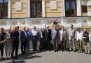 Національна академія наук України вшановує пам'ять академіка Бориса Патона